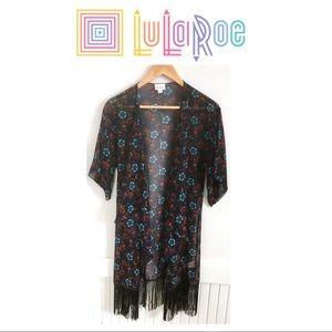 *3 for $30* NWOT LuLaRoe Monroe Kimono (0-12)